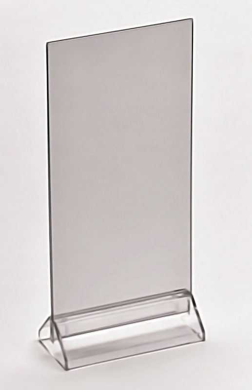 تابلو رومیزی شفاف