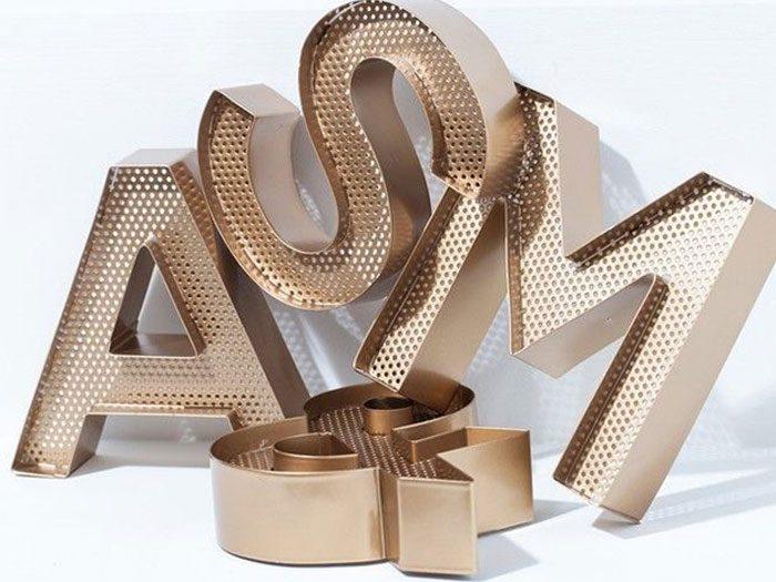 تابلو فلزی مدل توری