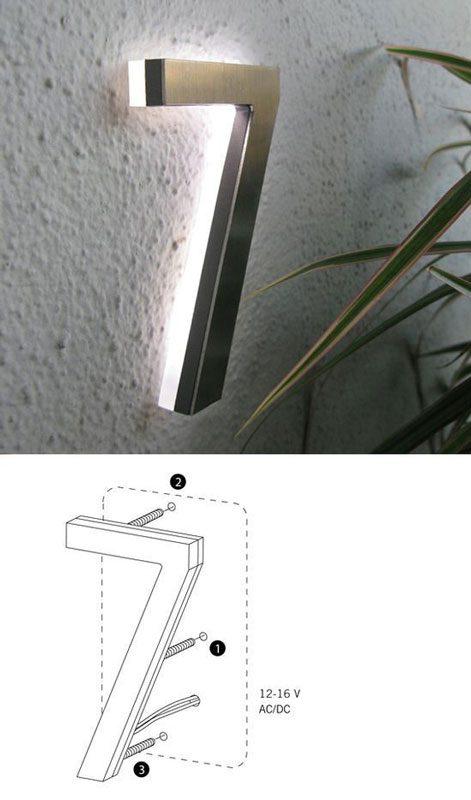 تابلو پشت در ایتیل نور متمرکز پایه دار