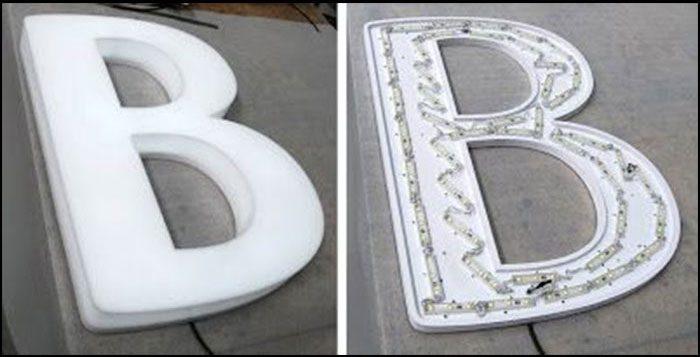 تابلو پلاستیک با زیرسازی