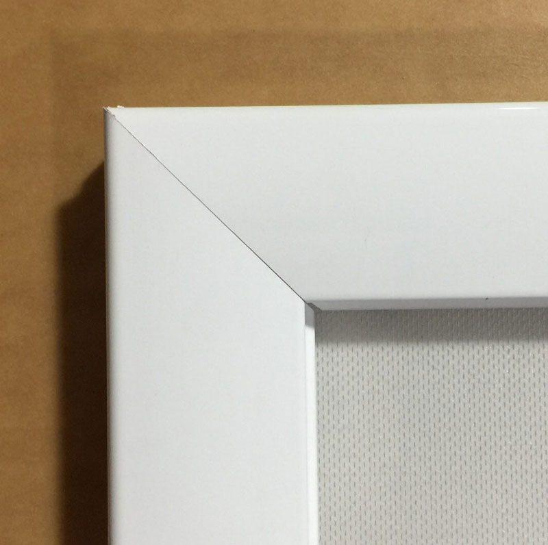 لایت باکس اسنپ فریم سفید