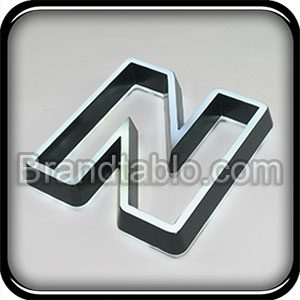 حروف برجسته مینی لتر استروک a