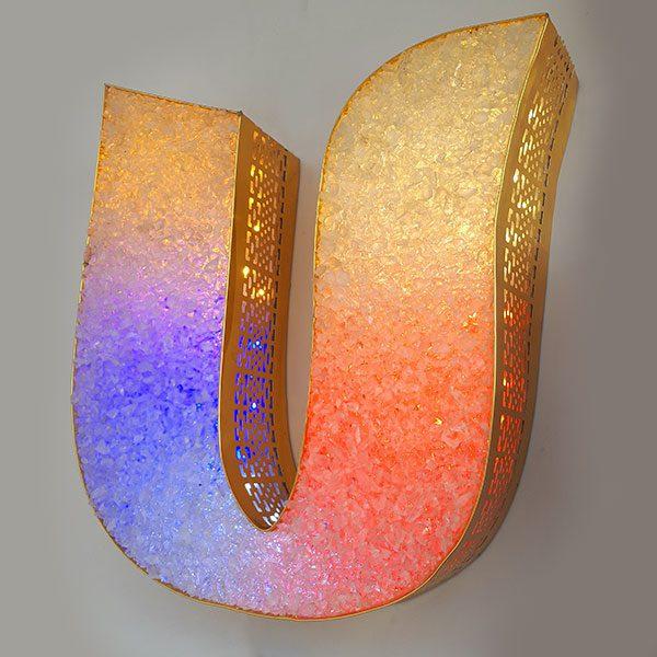 تابلو چلنیوم هفت رنگ